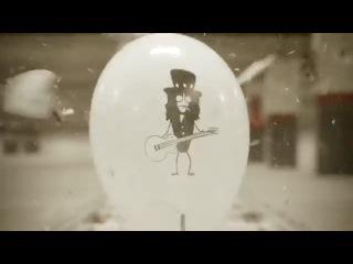 Popping Balloons Tell Stop Motion Story For MTV Brazil